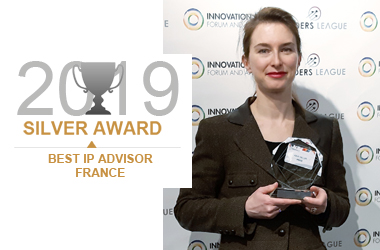 IPSIDE - Best IP Advisor France 2019