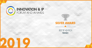 Best IP Advisor France 2019