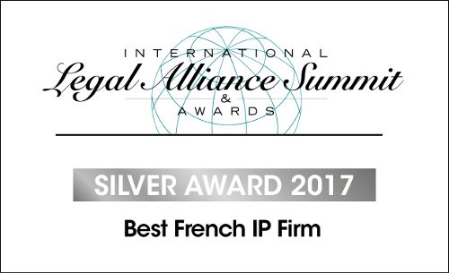 Best French IP Firm 2018