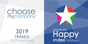 Choosemycompany - Happy index - 2019